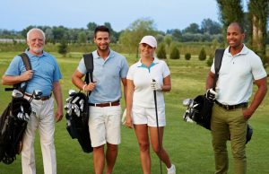 Winter golf lessons will have your ready for Spring tee times