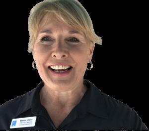Marian Geist LPGA Professional